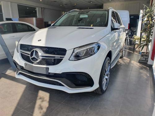 Mercedes-benz Clase Gle 2018 5.5 Gle43 Coupe Amg 585cv