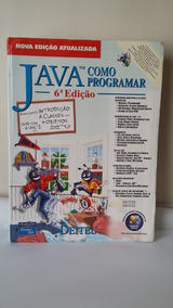 Java - Como Programar - 6ª Edição - Deitel