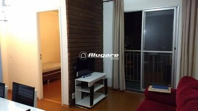 Apartamento Residencial Para Locação, Vila Das Bandeiras, Guarulhos. - Codigo: Ap1428 - Ap1428