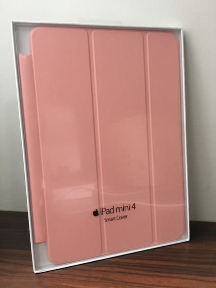 Smart Cover iPad Mini 4 Rosa Mkm32bz/a Original