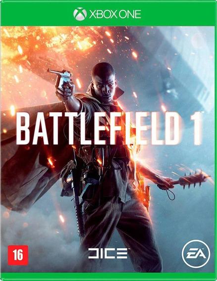 Jogo Battlefield 1 Xbox One 100% Português Game Frete Grátis