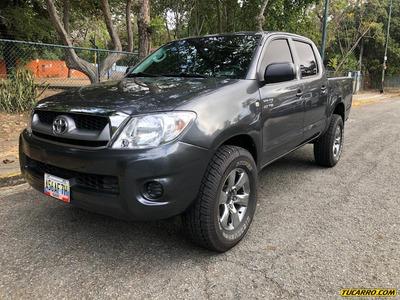 Toyota Hilux 2.7 Vvt-l