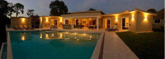 Villa Impresionante!