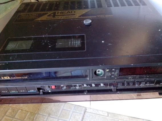 Antigo Video Cassete Para Restaurar,detalhes Na Descrição.