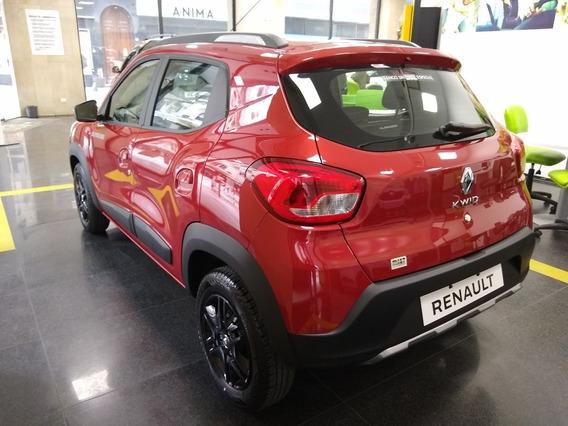 Renault Kwid Iconic Outsider 1.0 2020 0km Tasa 0% (jp)no Gol