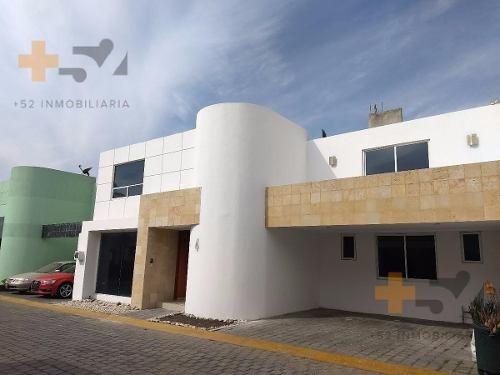 Casa En Venta Blvd Atlixco, Muy Cerca De Zavaleta Y Niño Poblano