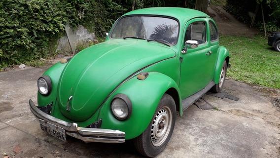 Volkswagen Fusca Fusca 1.6 Ano 78