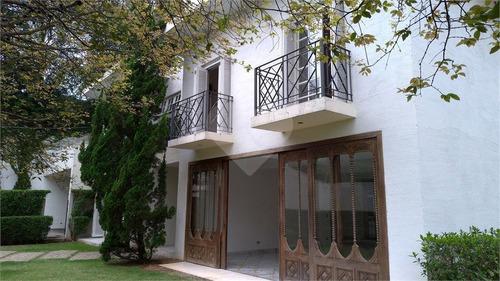 Casa No Jardim Guedala Com 402 M² De Área Útil - 345-im348791