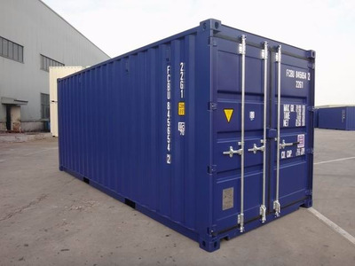 Contenedor Maritimo 20 Pies Modulo Container Nuevo