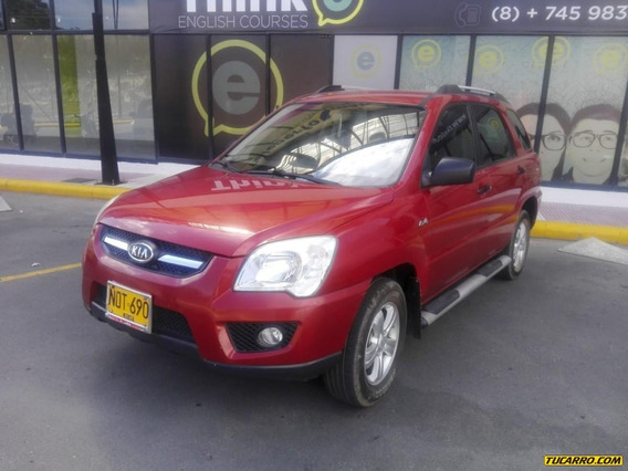 Kia New Sportage Full Equipo
