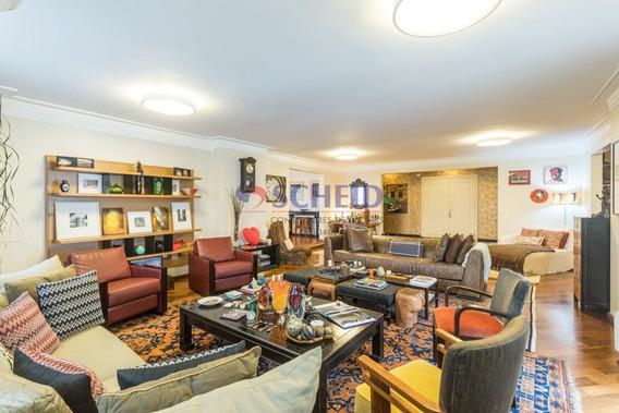 Apartamento Com 4 Suítes Na Avenida Washinton Luís - Mr59526
