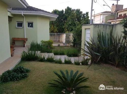 Casa Com 3 Dormitórios À Venda, 700 M² Por R$ 1.700.000,00 - Jardim Novo Mundo - Poços De Caldas/mg - Ca0284