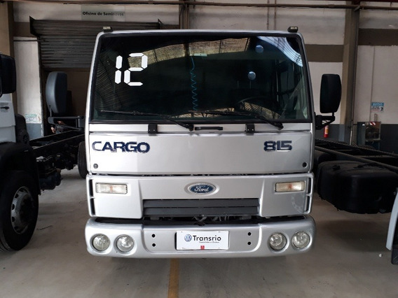 Ford Cargo 815 2012 Chassi