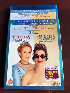 Princesa Por Sorpresa Princess Diaries Anne Hathaway Blu Ray