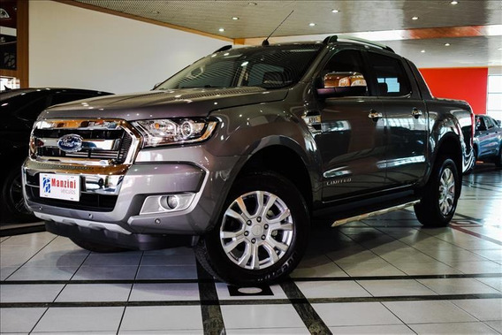 Ford Ranger 3.2 Limited 4x4 Cd 20v Diesel Automático