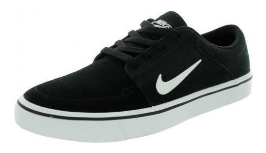 Tenis Nike Sb Portmore 725109-011 Para Niño Originales