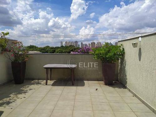 Cobertura Com 2 Dormitórios À Venda, 100 M² Por R$ 392.990,90 - Vila Scarpelli - Santo André/sp - Co1929