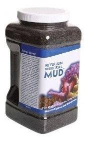 Substrato Mineral Mud Caribsea 3,78l Para Refúgio De Aquário
