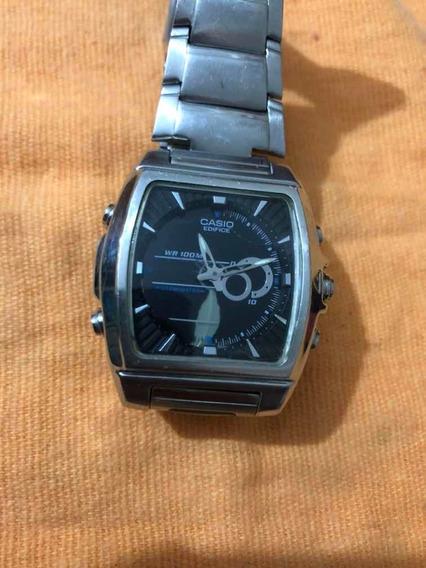Relógio Casio Efa 120 Com Defeito