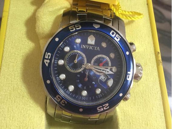 Relógio Invicta Original Prata