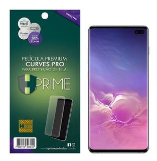 Pelicula Hprime Galaxy S10 Plus Frente Verso E Lente Câmera