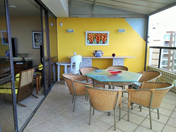 Cobertura 4 Quartos 228 M² 3 Garagens Candeal Salvador