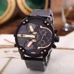 Relógios Masculinos Original Luxo Esportivo Aço Inox + Frete