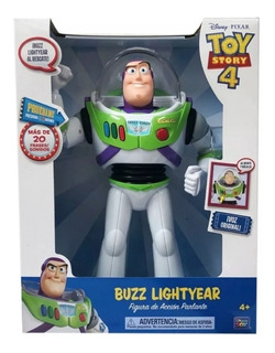 Toy Story 4 Buzz Lightyear Habla 20 Frases Sharif Express