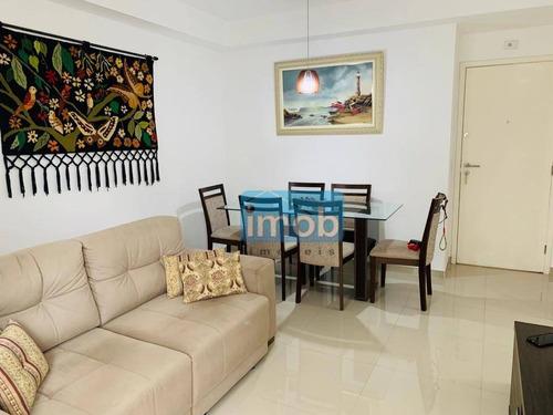 Imagem 1 de 26 de Apartamento Com 2 Dormitórios À Venda, Lazer Completo A Uma Quadra Da Praia - Ap8048