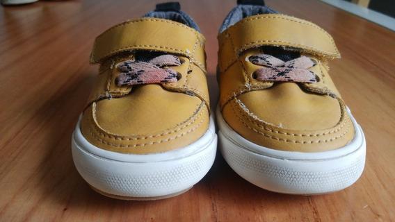 Zapatillas Con Velcro Zara Baby