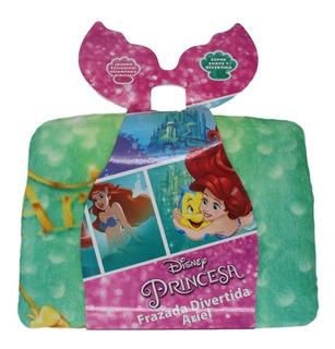 Frazada Sirena Ariel La Sirenita Disney Providencia Comfy