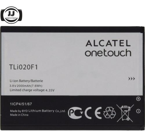 Bateria Pila Alcatel Pixi 4 Ot5010 5010 Tli020f1 Tetra