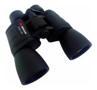 Binocular Braun Zoom 8-24x50 Lentes Blue Ultralit - Bak7 *