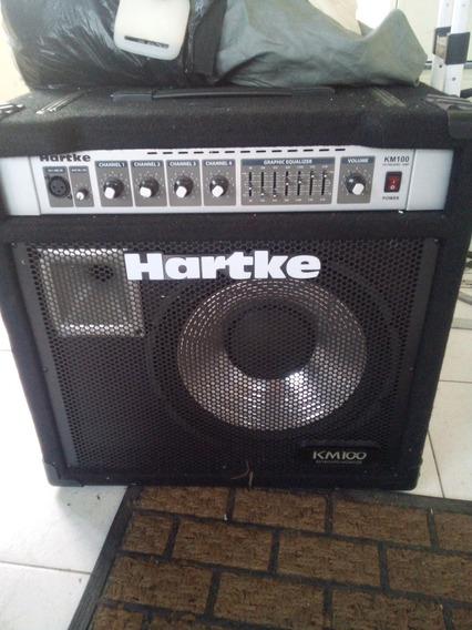 Amplificador Para Bajo Hartke Km100