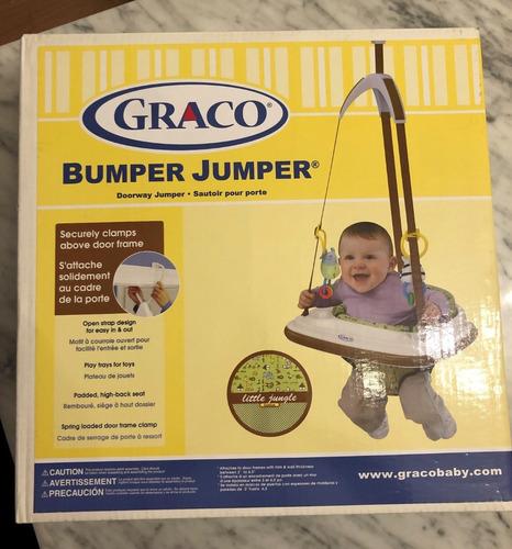 Saltarín Bumper Jumper Gracco