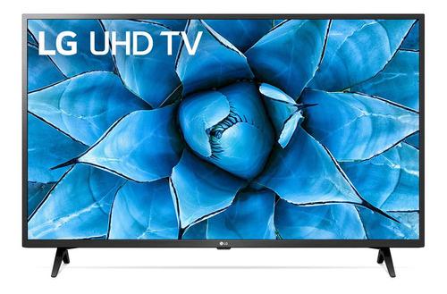 "Imagen 1 de 8 de Smart TV LG AI ThinQ 43UN7300AUD LED 4K 43"" 120V"