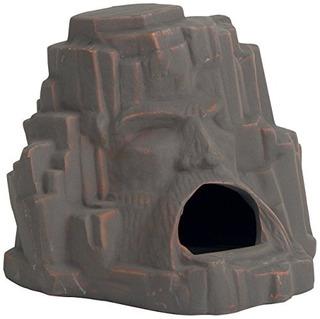 Marina Ceramic Mountain Man Ornament Dark Basalt