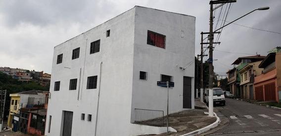 Galpão À Venda, 914 M² Por R$ 1.400.000,00 - Cidade Domitila - São Paulo/sp - Ga0006