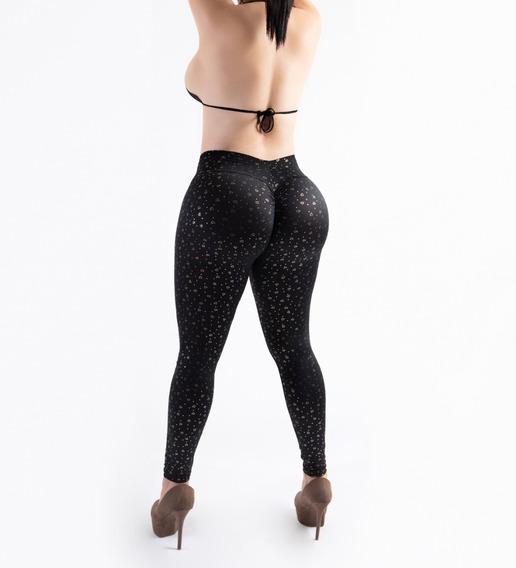 Leggins Mujer Licra Colombiana Deportivo Ejercicio Moda Sexy