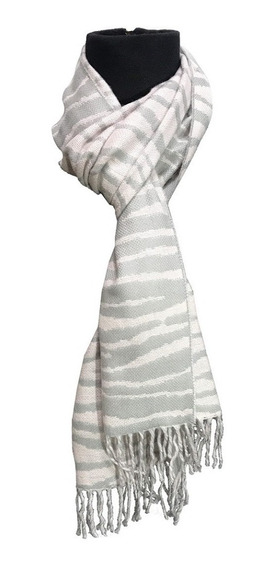 Bufanda Con Diseño Cebra She