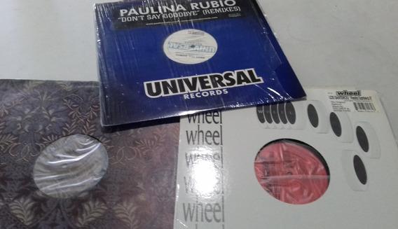 Discos Vinilos Lote Vinyl 12 Progressive Deep House X 10