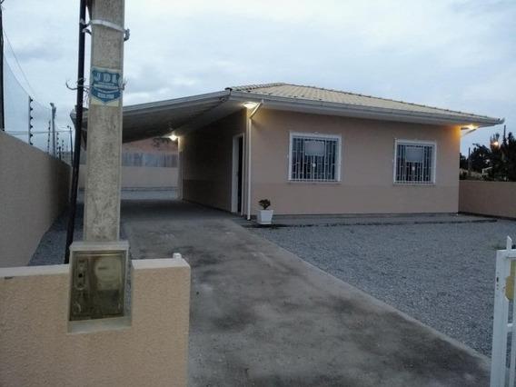 Casa Com 2 Dormitórios À Venda, 120 M² Por R$ 290.000 - Pinheira - Palhoça/sc - Ca2347