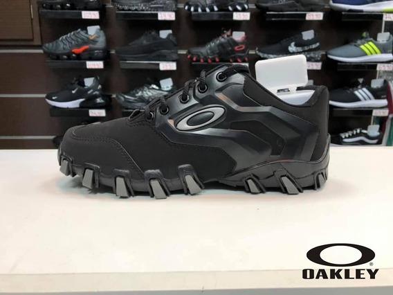 Tênis Oakley Bravo 2.0 Preto - Produto À Pronta Entrega