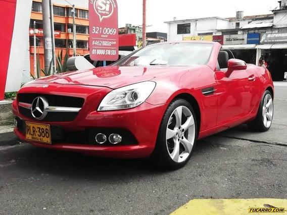Mercedes Benz Clase Slk 200 Convertible