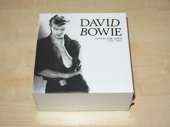 David Bowie Loving The Alien Box 2018 - Sem Juros