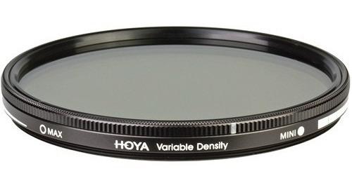 Filtro Hoya Nd Variável 67mm - Temos Loja Física