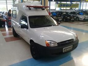 Ford Courier 1.6 Flex - Ambulância Pronta
