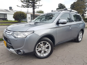 Mitsubishi Outlander 4x4 7psj At