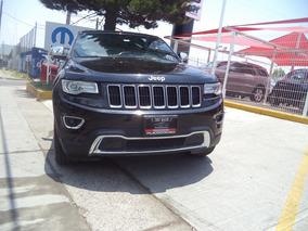Jeep Grand Cherokee 3.6 Limited Lujo 4x2 Mt 2016.