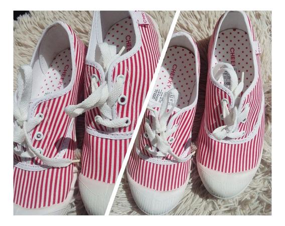 Zapatillas Cheeky Nuevas